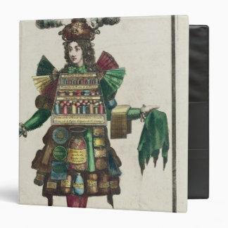 """El traje del perfumista carpeta 1 1/2"""""""