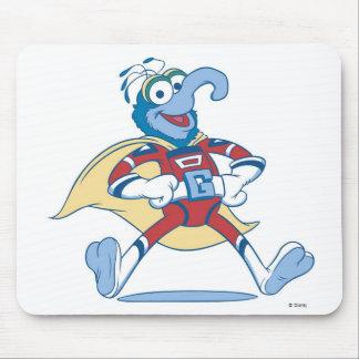 El traje Disney del super héroe de Gonzo de los Mu Alfombrilla De Raton