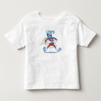 El traje Disney del super héroe de Gonzo de los Playera De Bebé