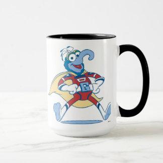 El traje Disney del super héroe de Gonzo de los Taza