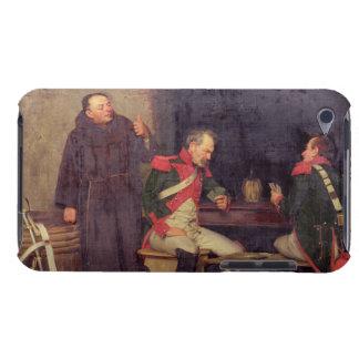 El tramposo (aceite en la lona) (uno de pares - ve iPod touch carcasa