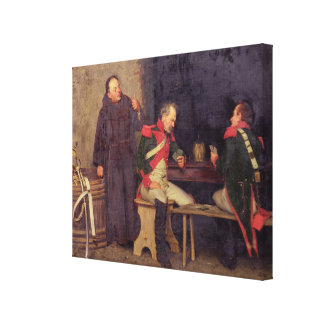 El tramposo (aceite en la lona) (uno de pares - ve lona estirada galerias