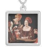 El tramposo (con el as de diamantes) - 1635 grimpola