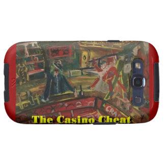 El tramposo del casino galaxy s3 funda