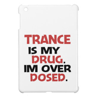 El trance es mi droga que estoy sobre dosificado