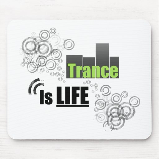 El trance es vida tapete de raton