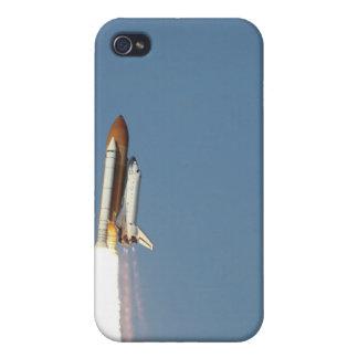 El transbordador espacial la Atlántida quita 11 iPhone 4 Carcasa