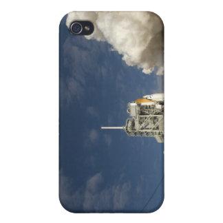 El transbordador espacial la Atlántida quita 20 iPhone 4/4S Funda