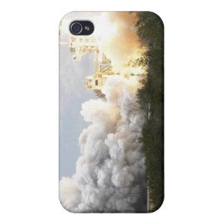 El transbordador espacial la Atlántida quita 22 iPhone 4 Carcasa