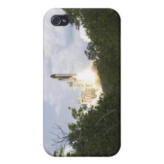 El transbordador espacial la Atlántida quita 25 iPhone 4 Protectores
