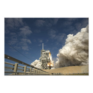 El transbordador espacial la Atlántida quita 6 Foto