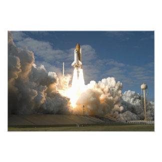 El transbordador espacial la Atlántida quita 8 Arte Fotografico
