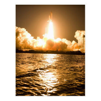 El transbordador espacial quita