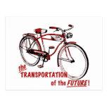 El transporte del futuro postal