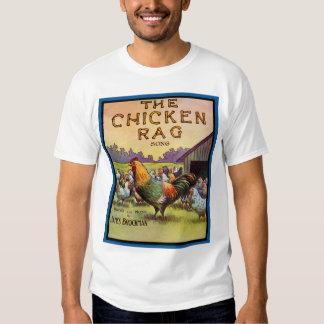El trapo del pollo remera