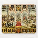 El tratado de Cateau-Cambresis Alfombrillas De Ratones