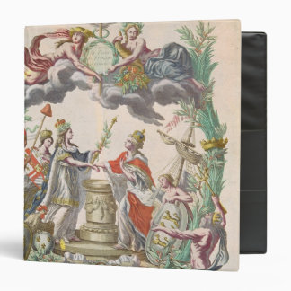 """El tratado de Versalles en 1768 Carpeta 1 1/2"""""""