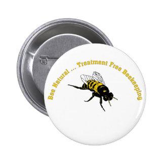El tratamiento natural de la abeja… libera la apic pins