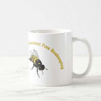 El tratamiento natural de la abeja… libera la taza clásica