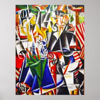 El Travler, por Lyubov Popova Impresiones
