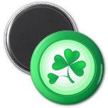 El trébol de St Patrick Iman