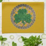 El trébol del oro en Celtic anuda la toalla de coc