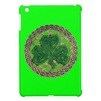 El trébol verde en Celtic anuda la mini caja del