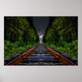 El tren pasado Ride1 Impresiones