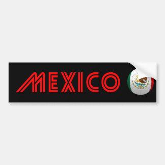 El Tri - Mexico Football Bumper Sticker