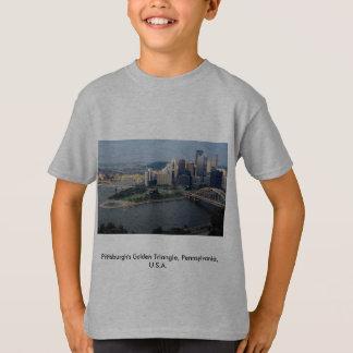 El triángulo de oro de Pittsburgh, Pennsylvania, Playera