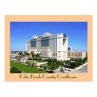 El tribunal del condado de Palm Beach - West Palm  Postal