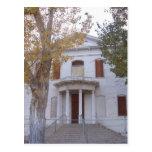 El tribunal viejo del condado de Mineral Postal