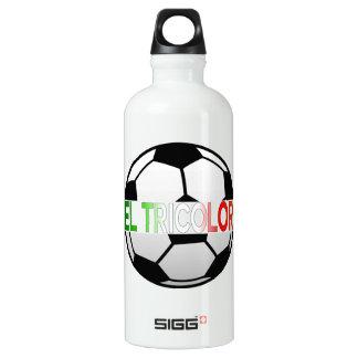 el Tricolor Mexico Soccer Team SIGG Traveler 0.6L Water Bottle