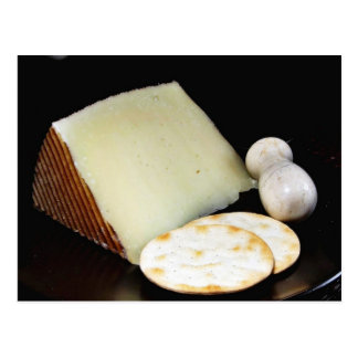 El Trigal Manchego Cheese Post Cards