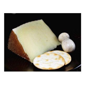 El Trigal Manchego Cheese Postcard