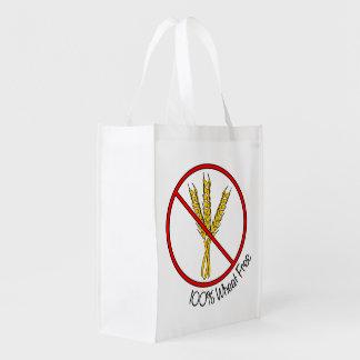 El trigo 100% libera bolsa para la compra