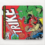 El Trike improbable de Jim Lawson Mousepad Alfombrilla De Ratones