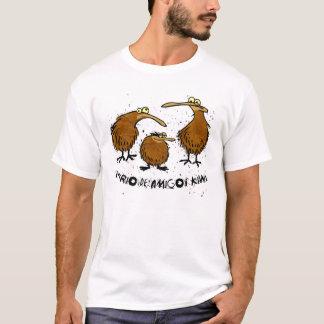El Trio De Amigos Kiwi T-Shirt