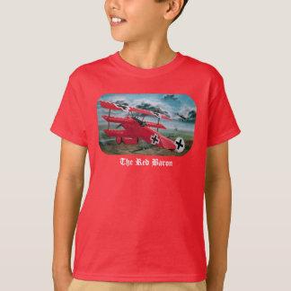 El triplano de Fokker del barón rojo Playera