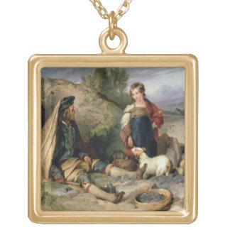 El triturador de piedra y su hija, 1830 pendientes