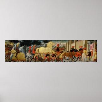 El Trojan Horse Impresiones