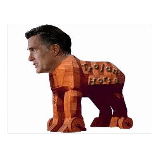 El Trojan Horse Postales