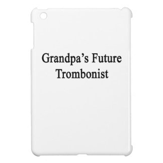 El trombón futuro del abuelo