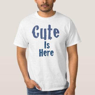 """El Trombone """"lindo está aquí"""" camiseta"""