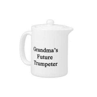 El trompetista futuro de la abuela