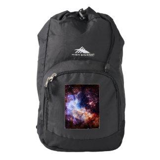 El trono de los creador mochila