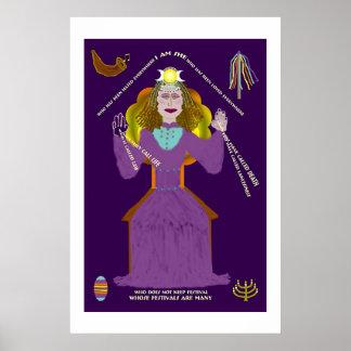 El trueno #2- 'soy She Poster