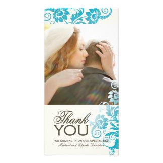 El trullo precioso le agradece la tarjeta de la fo tarjeta fotografica