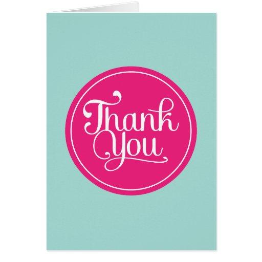 El trullo rosado de la menta le agradece felicitaciones