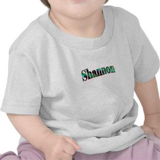 El t'shirt de Shannon Camiseta